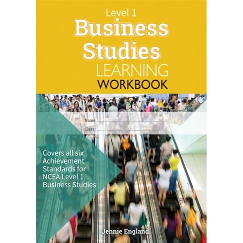 ESA Level 1 Business Studies Learning Workbook