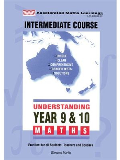 Understanding Maths Year 9 & 10 Intermediate