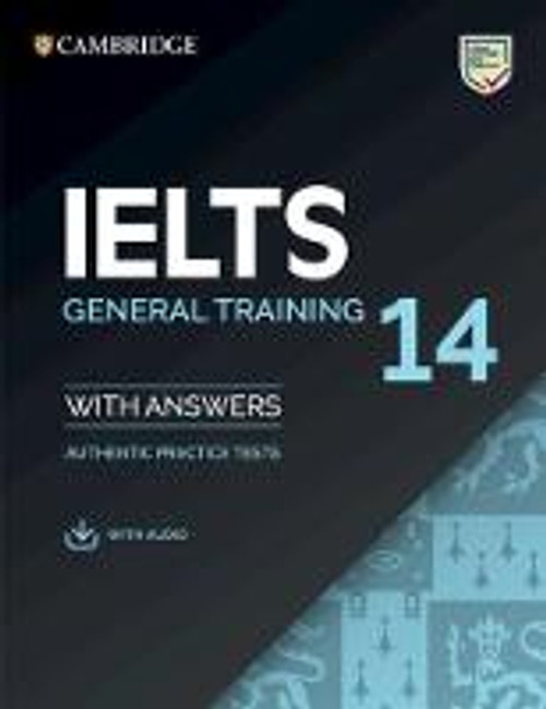 IELTS 14 General Training 14 with answers