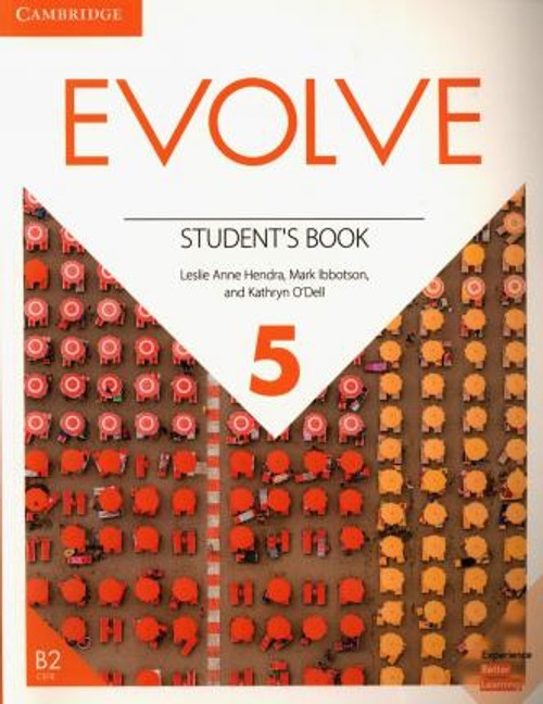 Evolve 5 Students book
