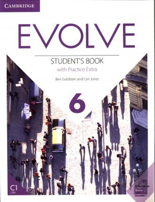 Evolve 6 Students Book
