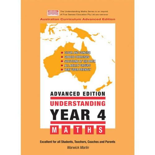Understanding Year 4 Maths Advanced: Australian Curriculum Edition