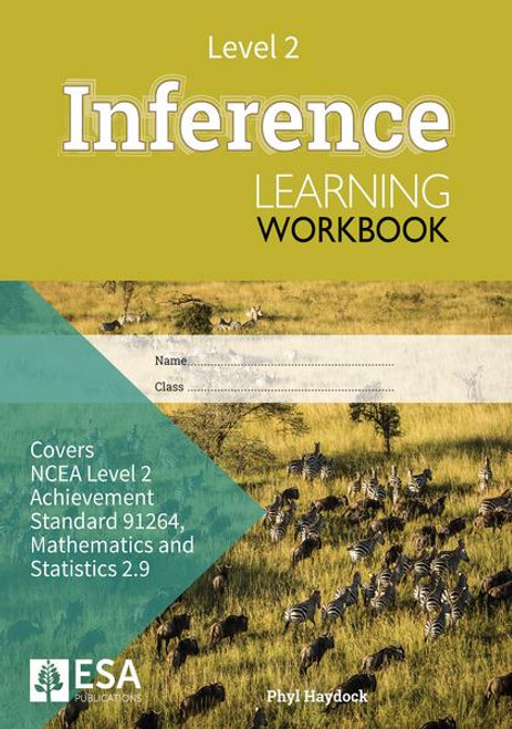 Level 2 Inference 2.9 Learning Workbook (new edition)