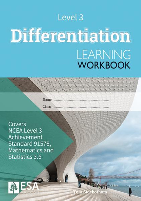 Level 3 Differentiation 3.6 Learning Workbook (new edition)