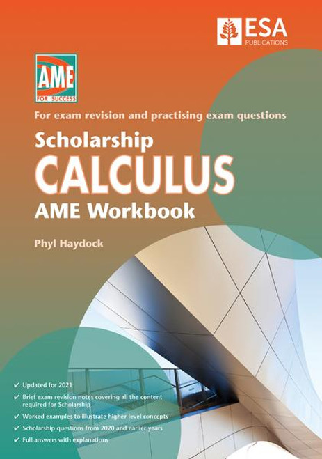AME Scholarship Calculus Workbook 2021