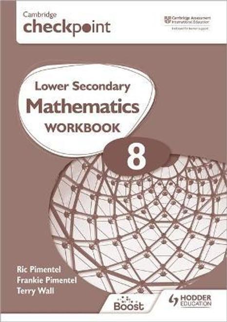 Cambridge Checkpoint Lower Secondary Mathematics Workbook 8