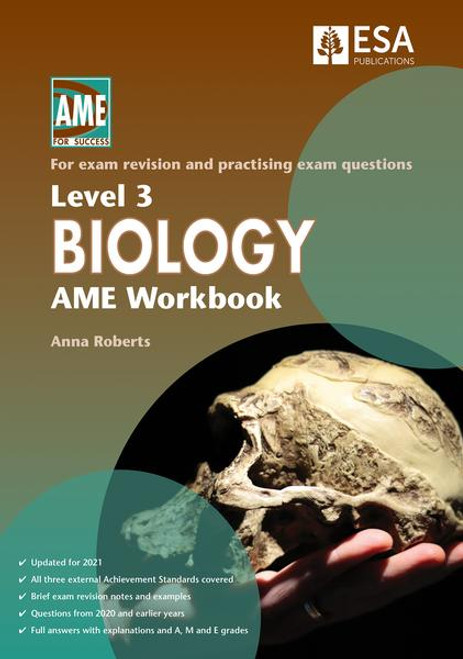 Level 3 Biology AME Workbook 2021