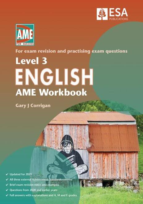 Level 3 English AME Workbook 2021