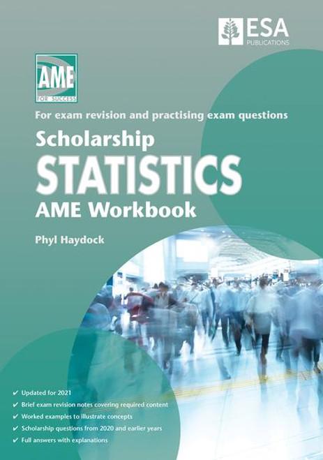 Scholarship Statistics AME Workbook 2021