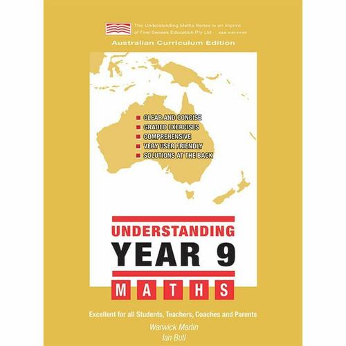 Understanding Year 9 Maths: Australian Curriculum Edition