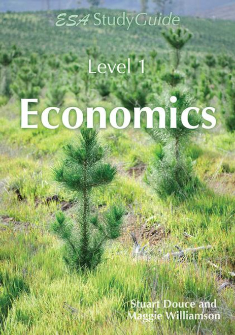 Level 1 ESA Economics Study Guide