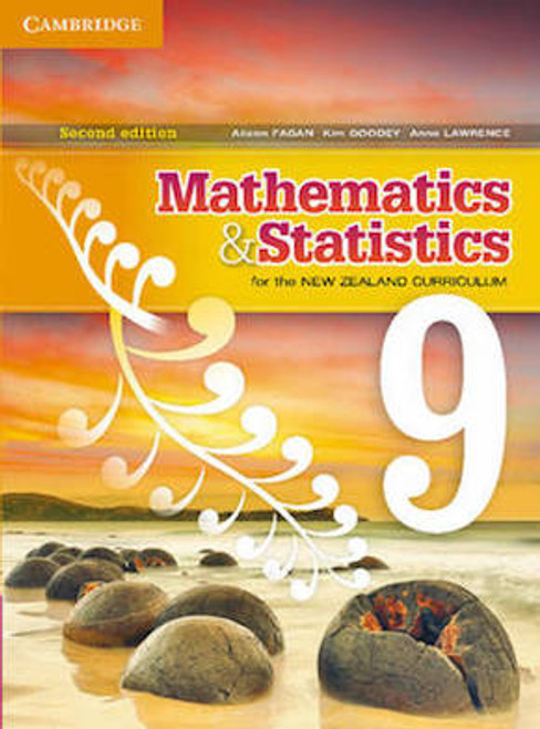 Mathematics and Statistics for the NZ Curriculum Year 9 (2e)