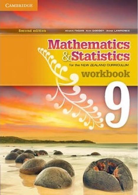 Mathematics and Statistics for the NZ Curriculum Year 9 Workbook (2e)