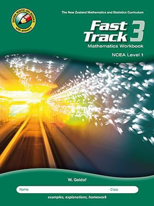 Fast Track 3: Mathematics Workbook