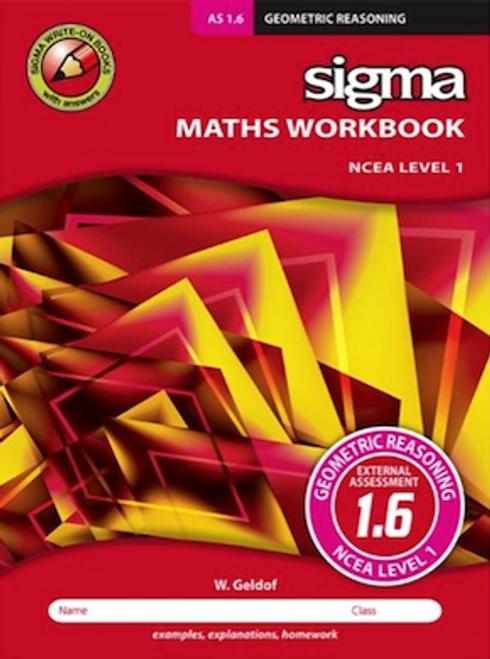 Sigma Workbook: AS 1.6 Geometric Reasoning