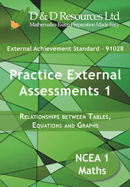 91028 Relationships Between Tables: Practice Assessments