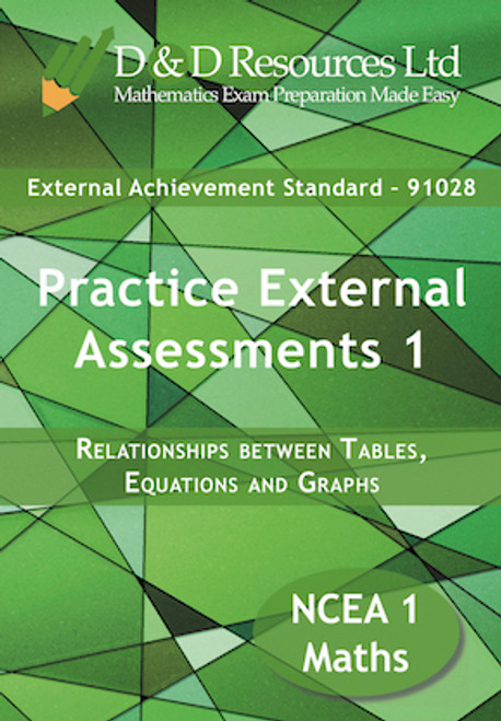 91028 Relationships Between Tables: Practice Assessments