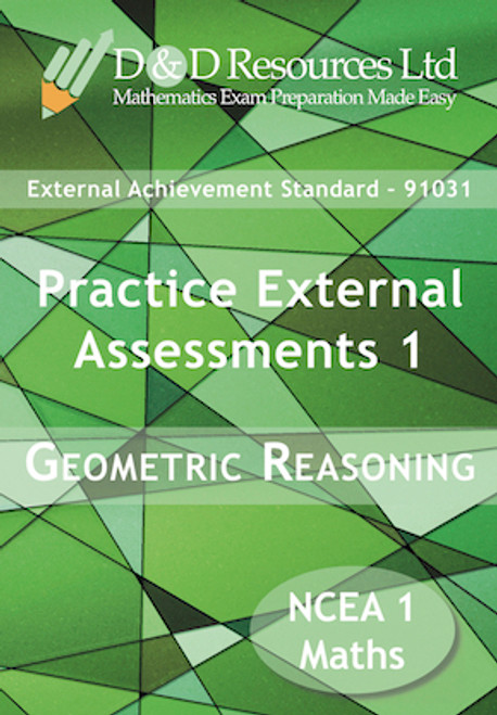 91031 Geometric Reasoning: Practiice Assessments