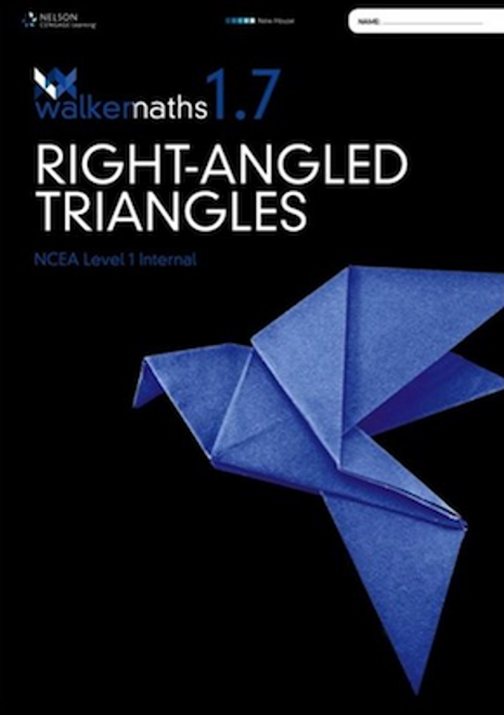 Walker Maths: Right-Angled Triangles 1.7