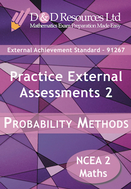 91267 Probability Methods: Practice Assessments