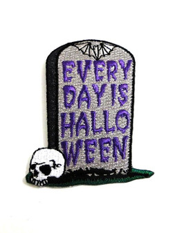 Kreepsville 666 | Everyday Is Halloween Patch