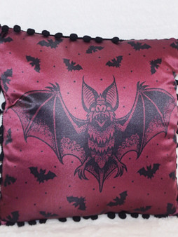 Sourpuss | Batt Attack Pillow