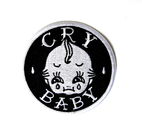 Crybaby - Patch