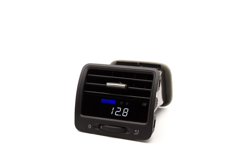 VW MK5 - P3 Boost gauge