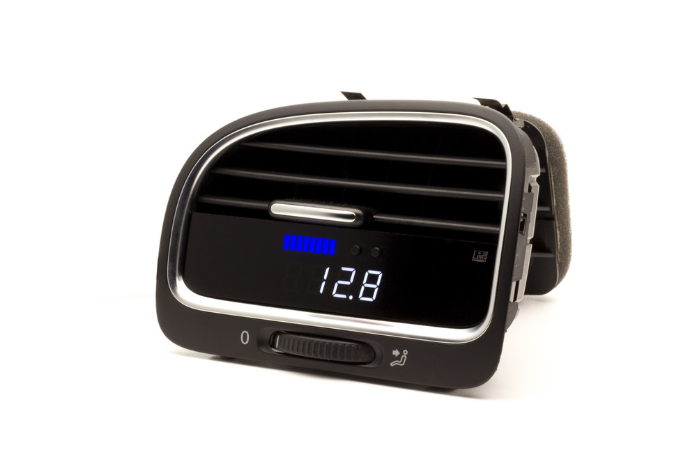 VW MK6 - P3 Boost gauge