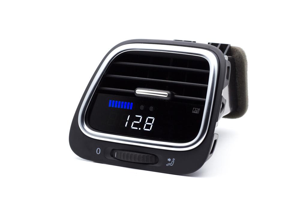 VW Scirocco / EOS - P3 Boost gauge