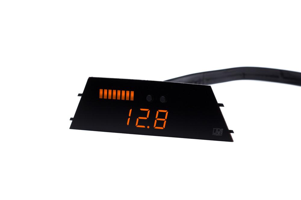 BMW F8X - P3 Boost gauge