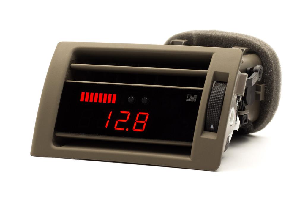 Audi B6 - P3 Boost gauge