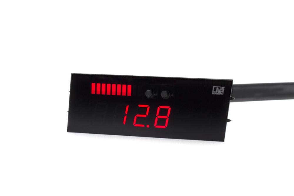 Audi B7 - P3 Boost gauge