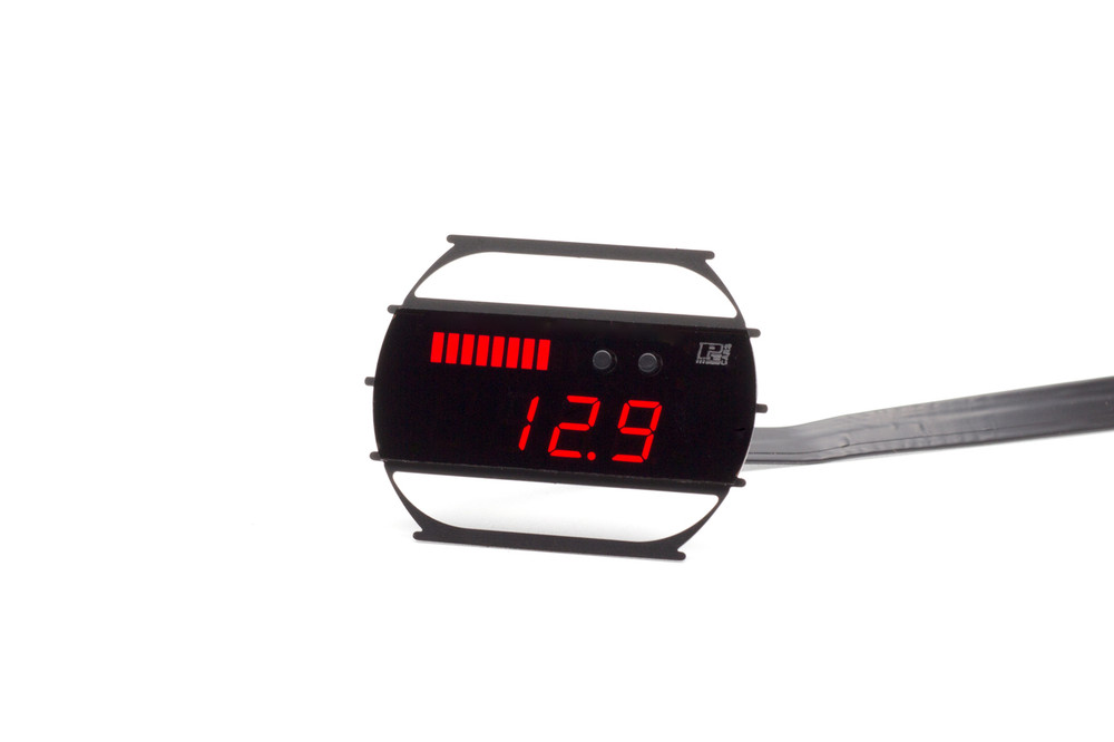 Audi Mk1 TT - P3 Boost gauge