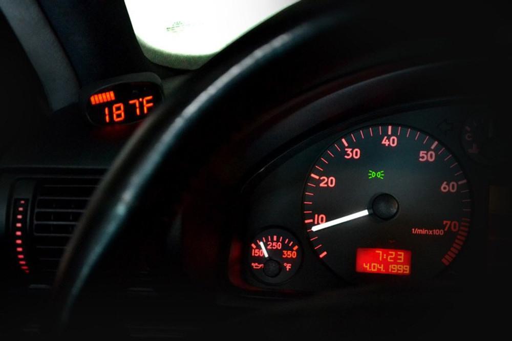 P3 OBD2 Multi-Gauge V2 - Audi 8L (1996-2003)