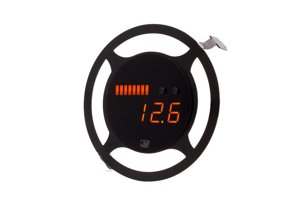 MINI R53 - P3 Boost gauge