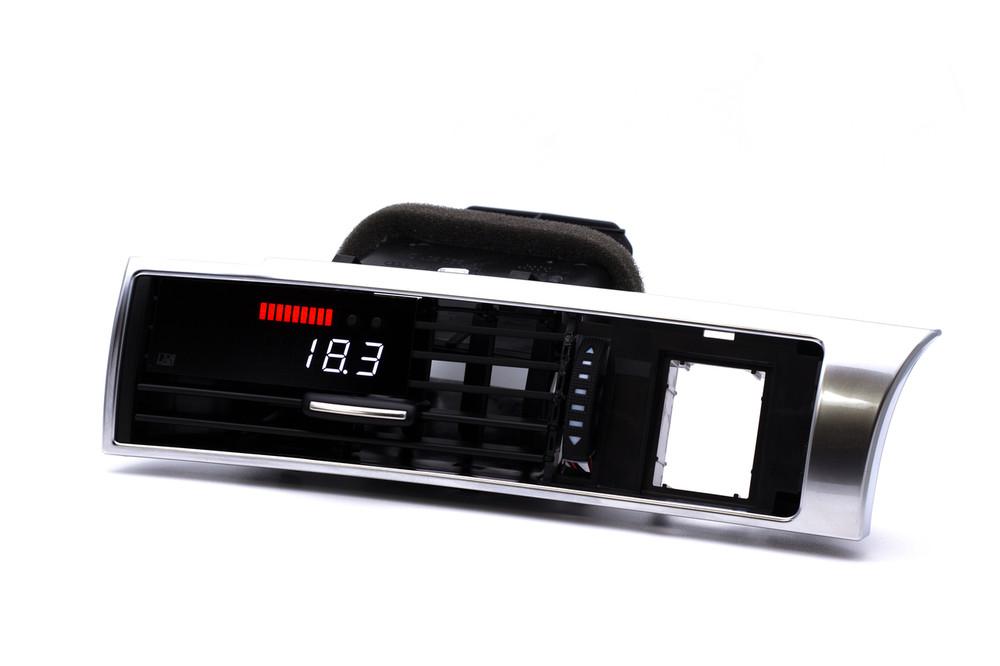 Audi C6 - P3 Boost gauge