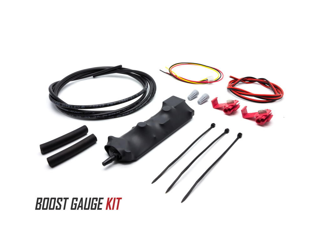 Audi C7 - P3 Boost gauge