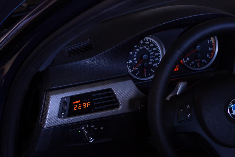 P3 V3 OBD2 - BMW E9X Gauge (2008-2013)