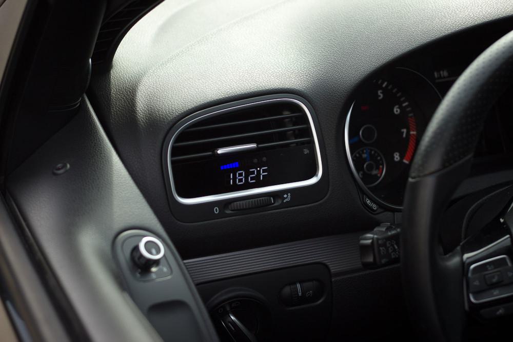 P3 V3 OBD2 - VW Mk6 Gauge (2009-2014)