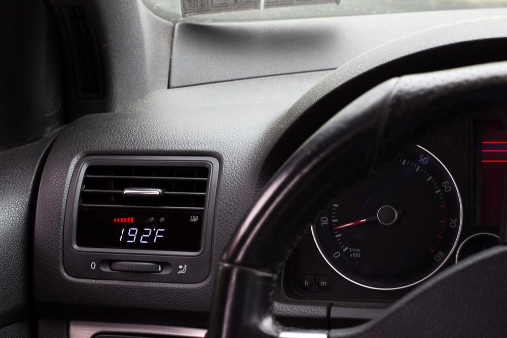 P3 V3 OBD2 - VW Mk5 Gauge (2007-2009)