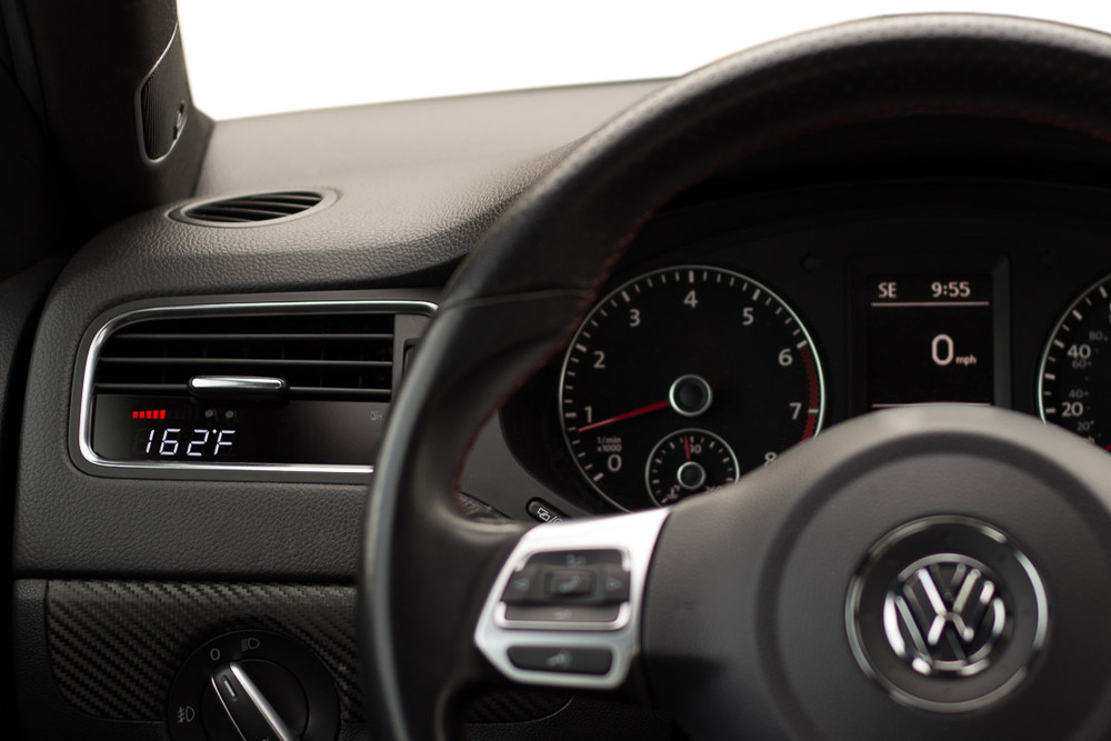 P3 V3 OBD2 - VW Mk6 Jetta Gauge (2011-2018)