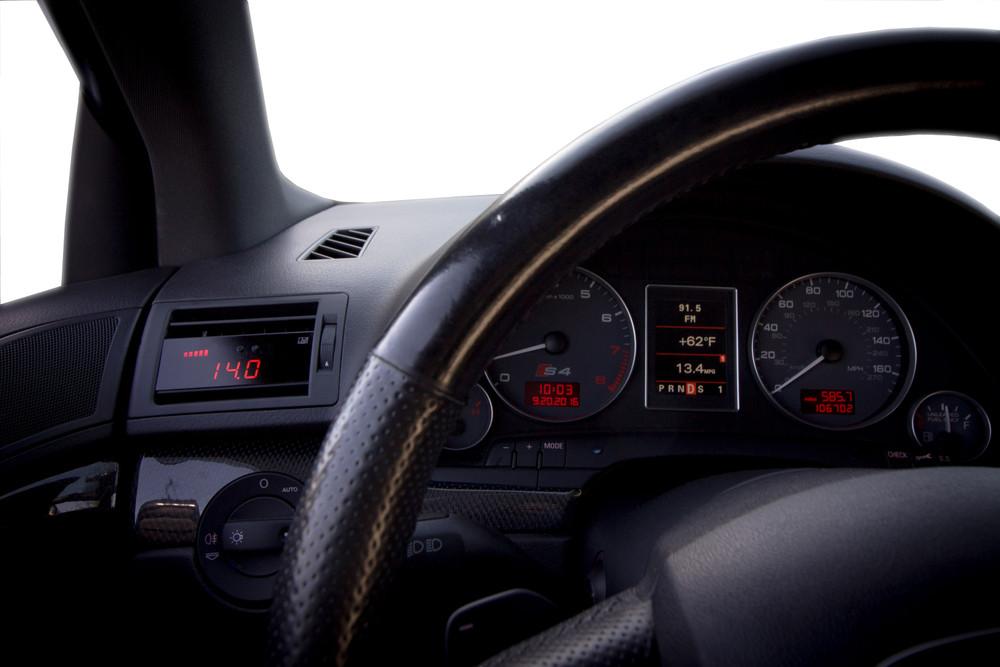 P3 V3 OBD2 - Audi B7 Gauge (2006-2008)