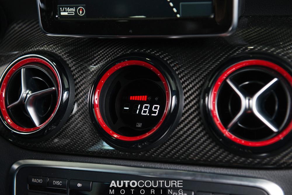 P3 V3 OBD2 - Mercedes A / CLA / GLA Class Gauge (2013-2019)