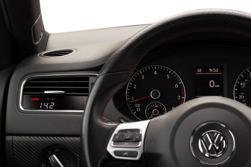 P3 Analog Gauge - VW Mk6 Jetta Sedan (2011-2018)