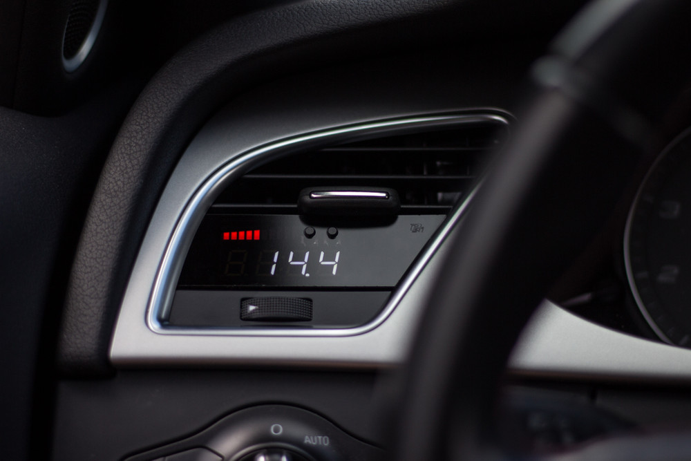 P3 Analog Gauge - Audi B8 (2008-2016)