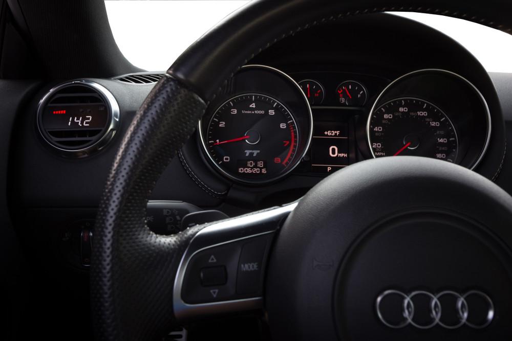 Analog Gauge - Audi 8J (2006-2014)