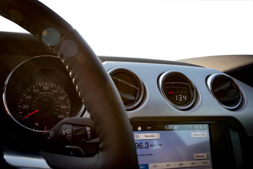 P3 Analog Gauge - Ford Mustang Gen6 (2015-2019)