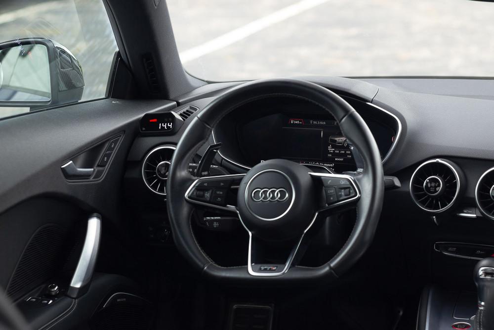 P3 V3 OBD2 - Audi 8S Gauge (2015+)