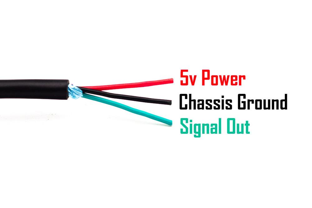 0-150 PSI Pressure Sensor